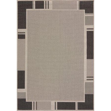 United Weavers Solarium Terrace Grey Accent Rug 2'7'' x 4'2'' ()