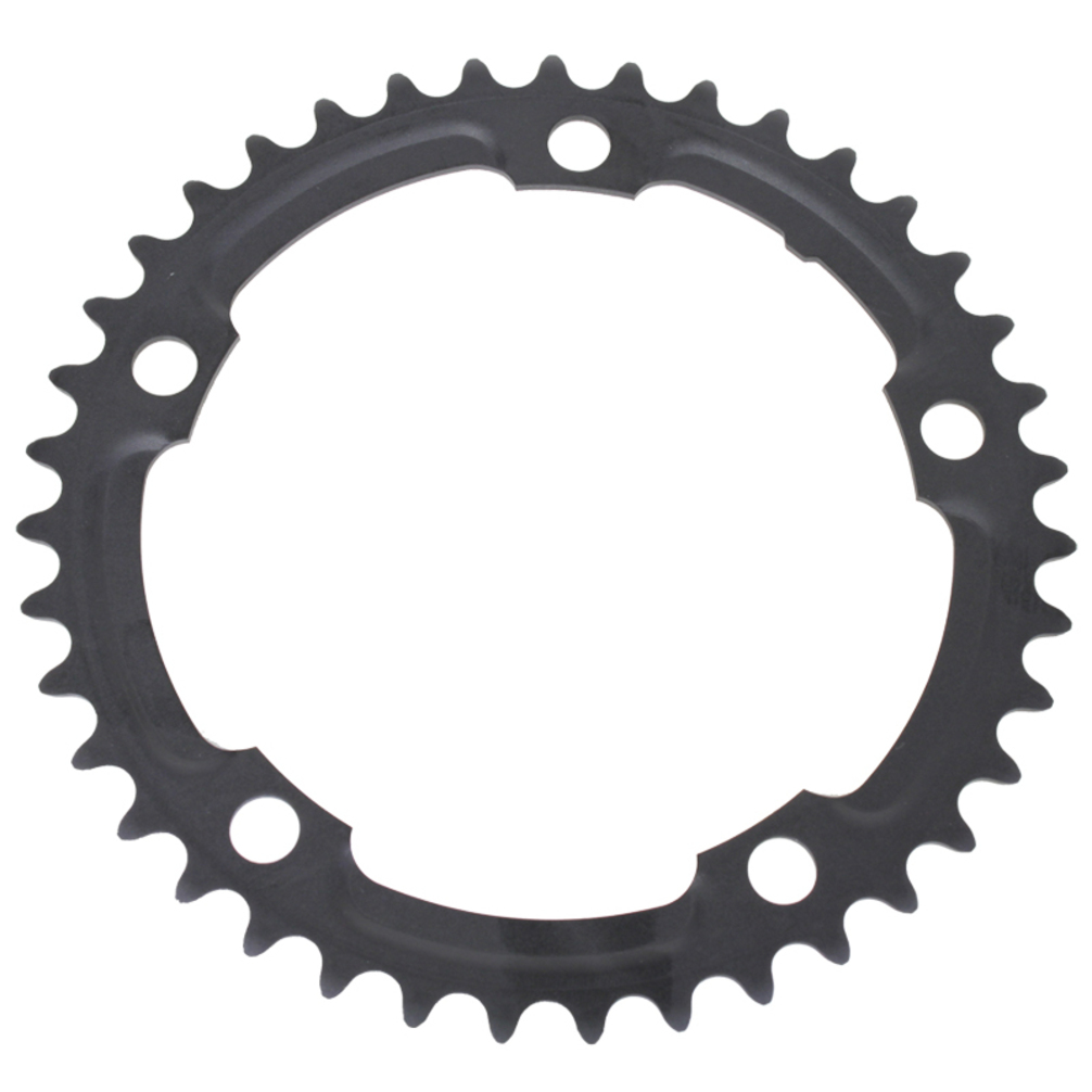 Shimano 105 5700 39t 130mm 10spd Chainring Black