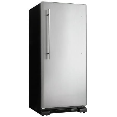 Danby Designer 17.0 cu ft All Refrigerator, Stainless
