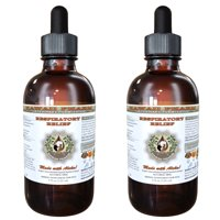 Respiratory Relief, VETERINARY Natural Alcohol-FREE Liquid Extract, Pet Herbal Supplement 2x2 oz