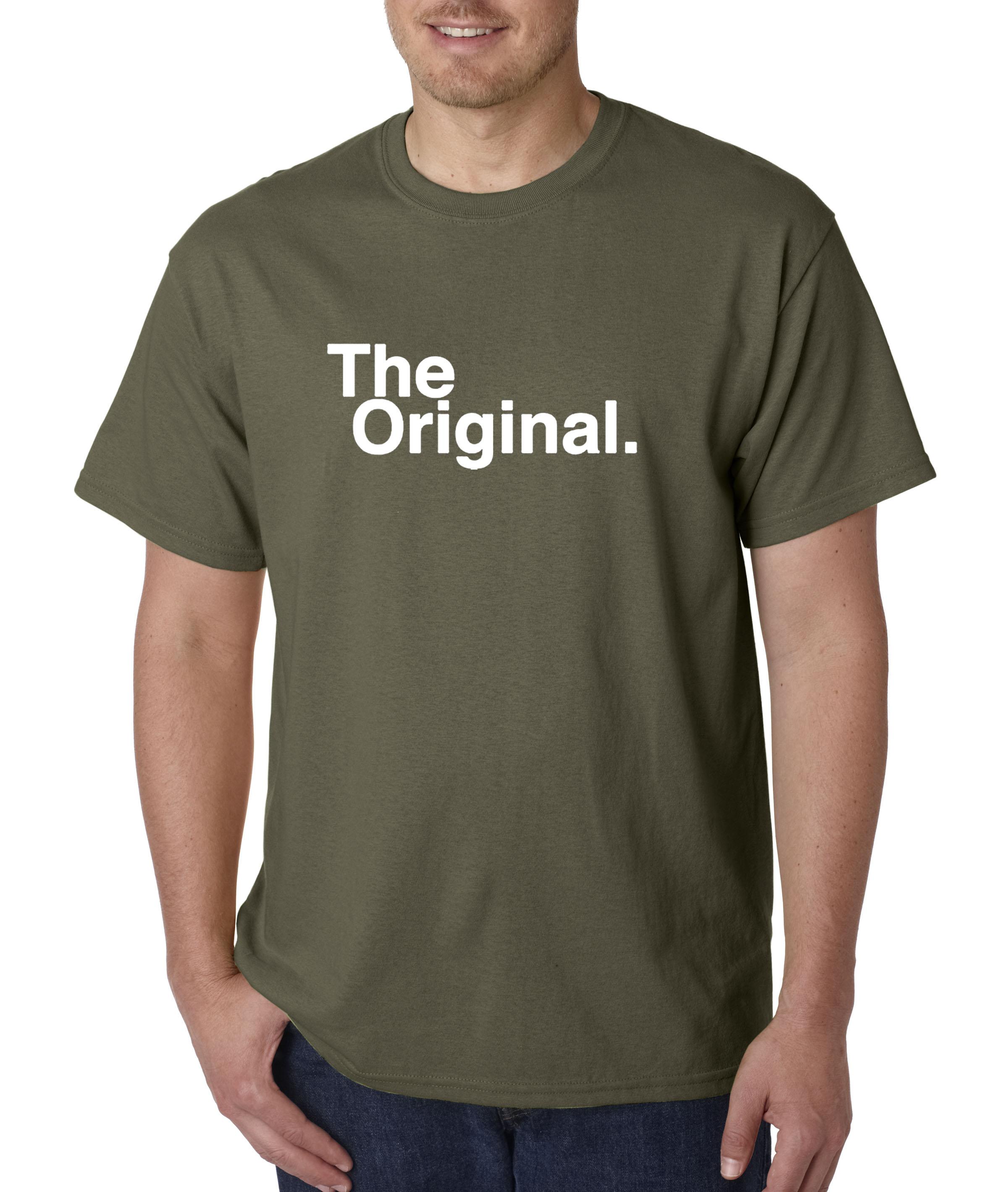 New Way 752 Unisex T Shirt The Original Og 2xl Military Green