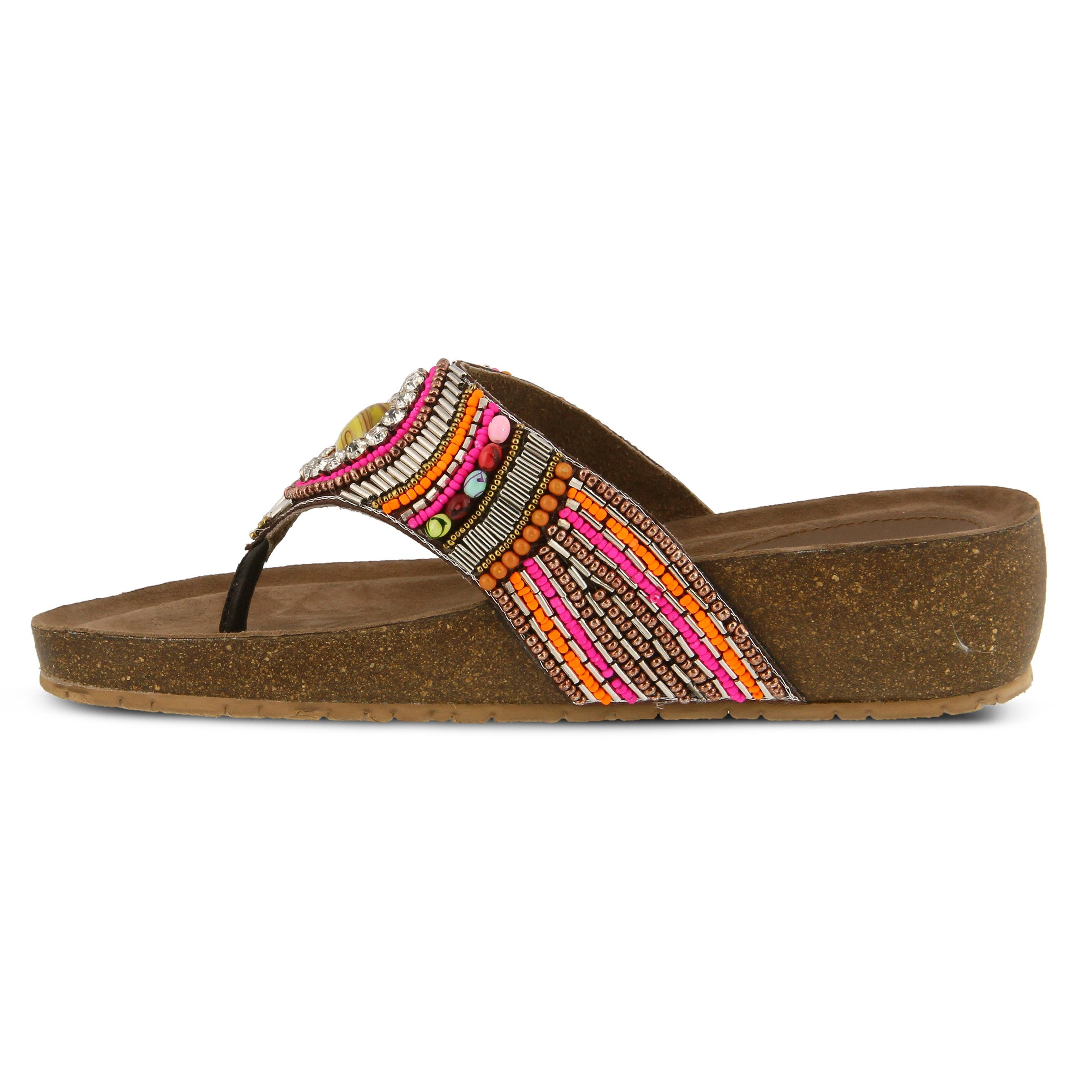 ANAROSA-BRM - US ANAROSA 39 Euro (Women US - 8.5) / Brown_Multi f3de88