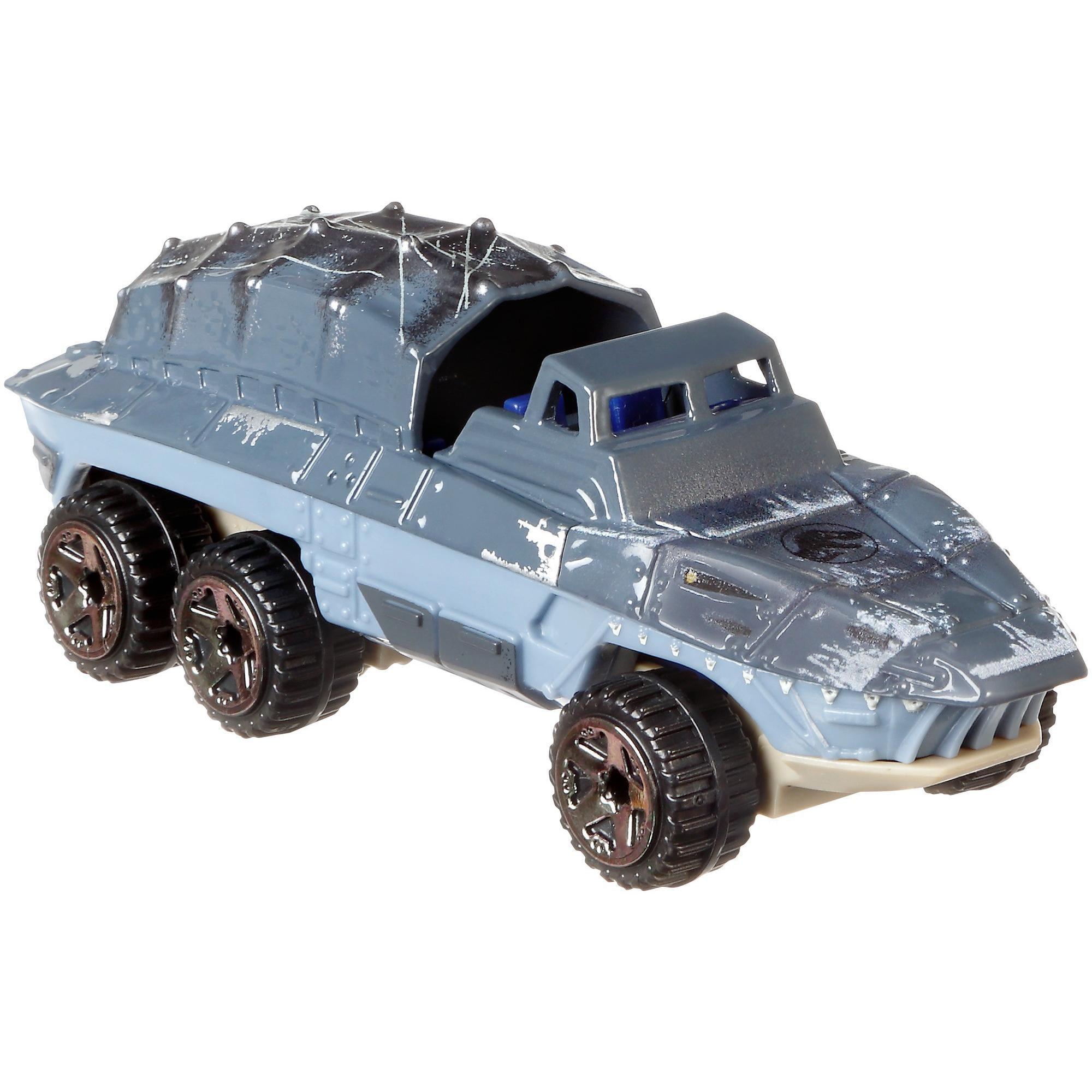 Hot Wheels Jurassic World Mosasaurus, Vehicle by Mattel