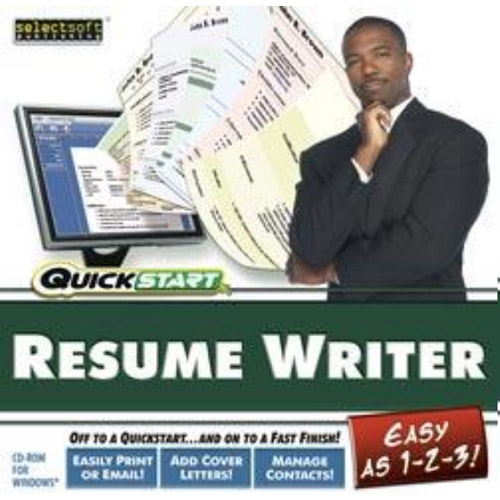 SelectSoft QuickStart: Resume Writer (Windows) (Digital Code)