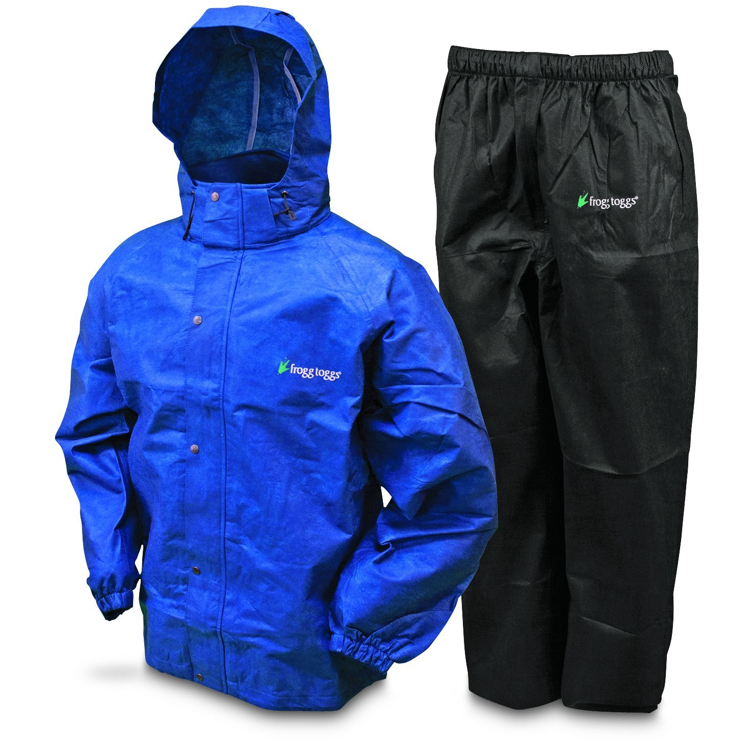 Click here to buy Frogg Toggs All Sport Rain Suit.
