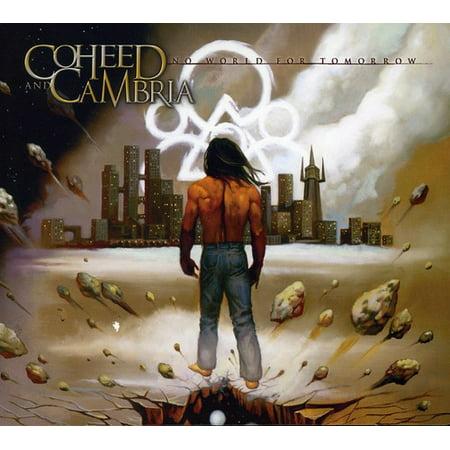 No World for Tomorrow (CD) (explicit)