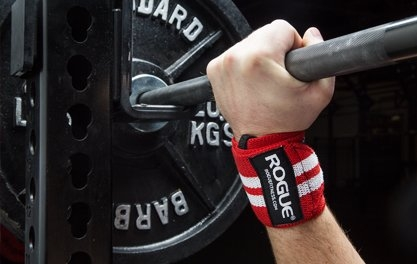 Rogue fitness wrist wraps available in multiple colors walmart