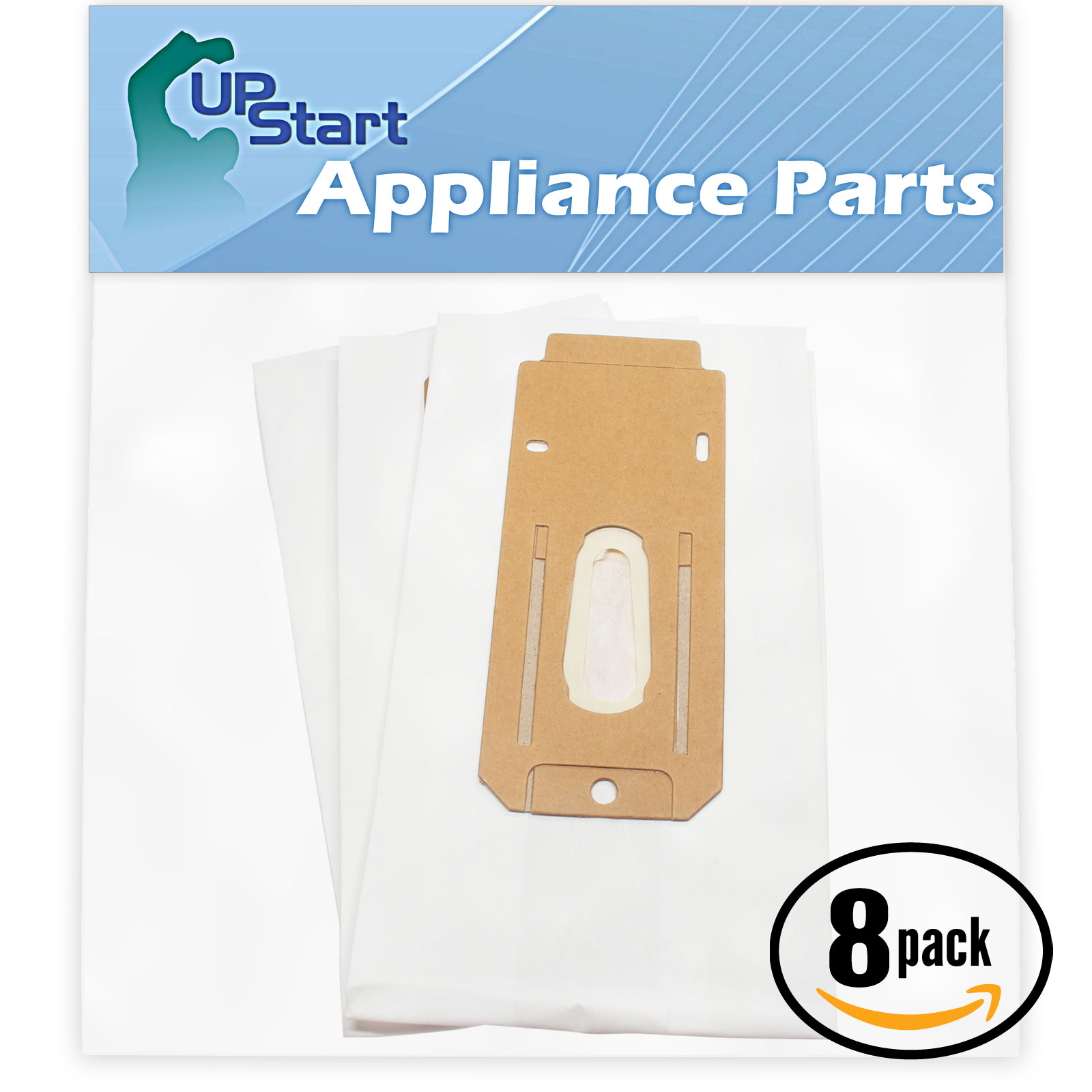 UpStart 24 Replacement Oreck XL888 Vacuum Bags  - Compati...