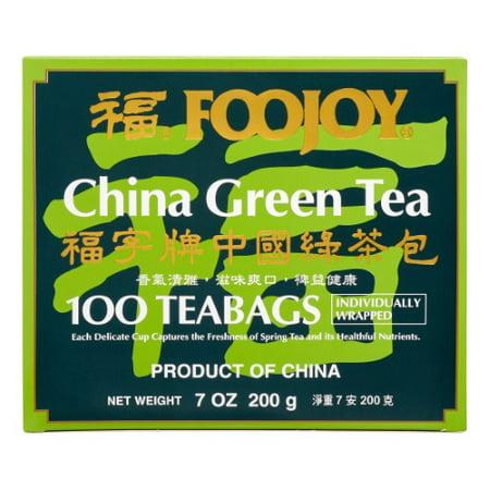 Foojoy, Chine thé vert, 7 Ounce