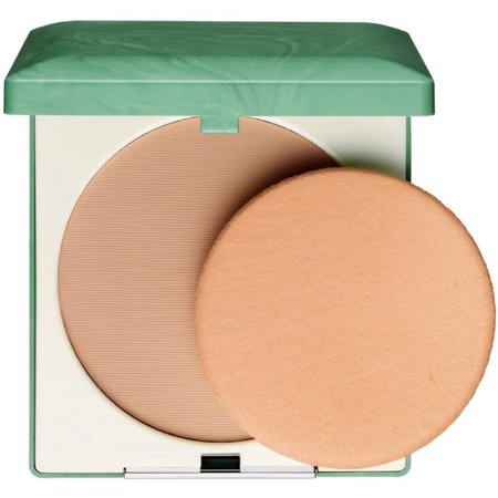 Stay-Matte Sheer Pressed Powder - # 03 Stay Beige (MF/M) - Dry Combination To Oi by Clinique for Women, 0.27 -