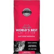 World`s Best Cat Litter Multiple Cat Clumping Formula, 8 lb