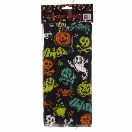 Halloween Candy Bats (Ghosts Bats Skulls Spiders Halloween Loot Candy Cello 11