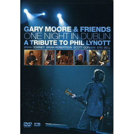 One Night In Dublin  A Tribute To Phil Lynott
