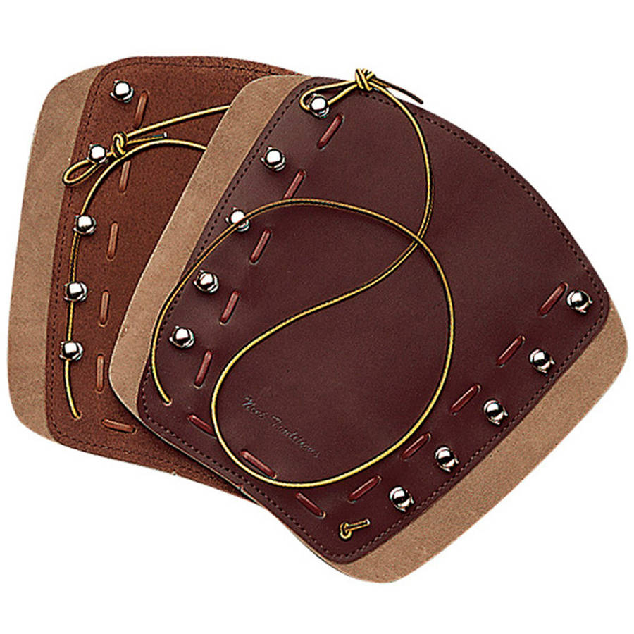 Neet T-AGL-5 Armguard, Lace-On, Burgundy, Leather