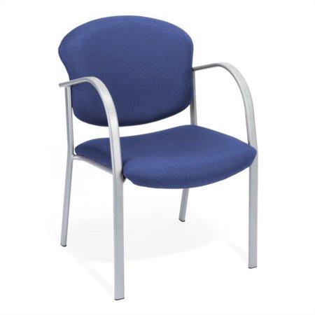 Scranton & Co Contract Reception Chair in Ocean Blue - image 1 de 1