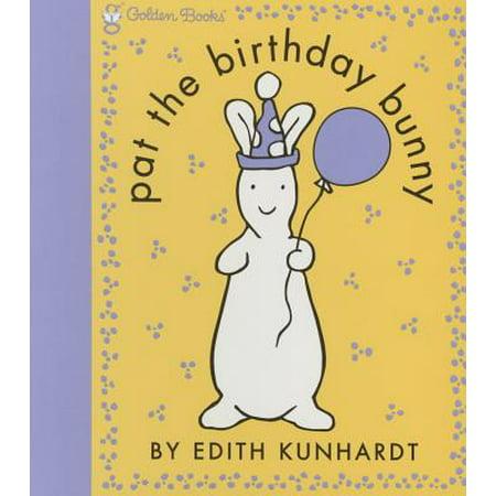 Bunny Birthday (Pat the Birthday Bunny (Pat the)