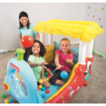 Fisher-Price Train Ball Pit