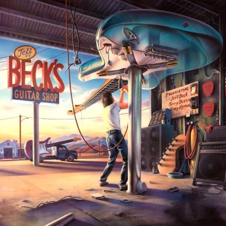 Jeff Beck's Guitar Shop (Vinyl) (Limited Edition)