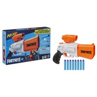 Nerf Fortnite SR Blaster, Includes 8 Official Nerf Darts