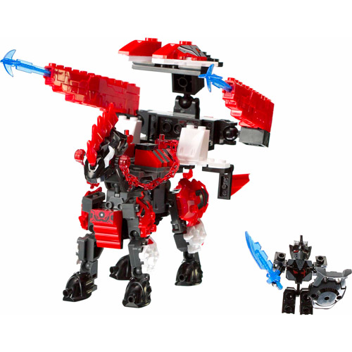Ionix Tenkai Knights 2-in-1 BlasTank/War Stallion Play Set