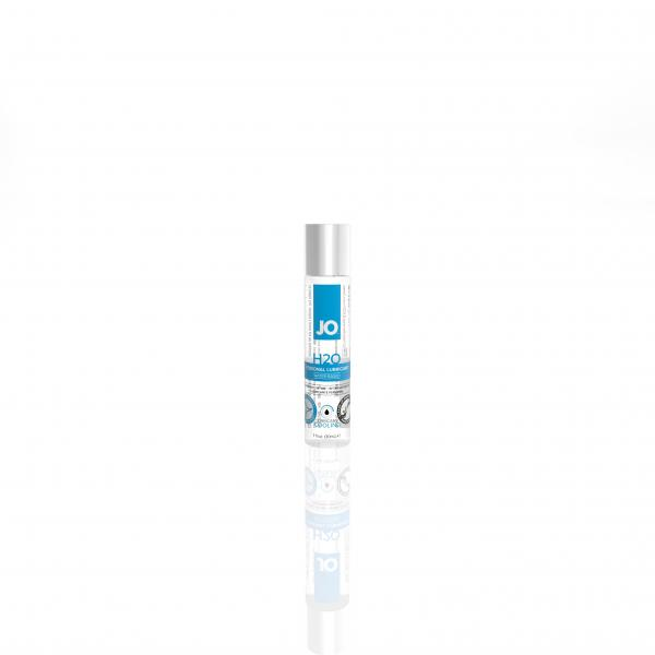 Jo H2o Water Based Cool 1oz Lubricant