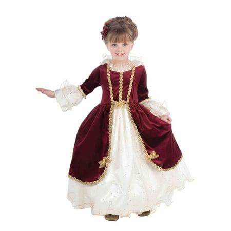 Girls Designer Elegant Lady Costume
