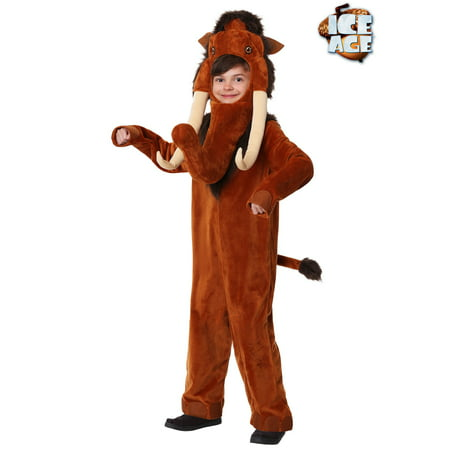 Ice Age Manny the Mammoth Childrens Costume