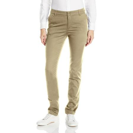 Junior Chinos Stretch Skinny Leg Pant Pants 22