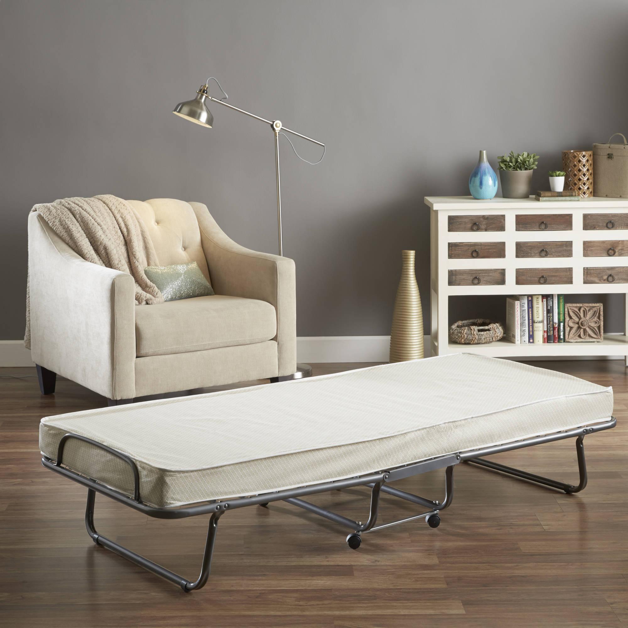 Perlato Folding Bed Rollaway Twin Guest