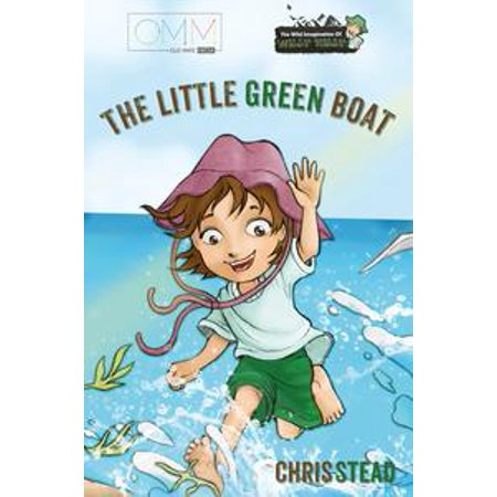 The Little Green Boat - eBook - Little Man In The Boat
