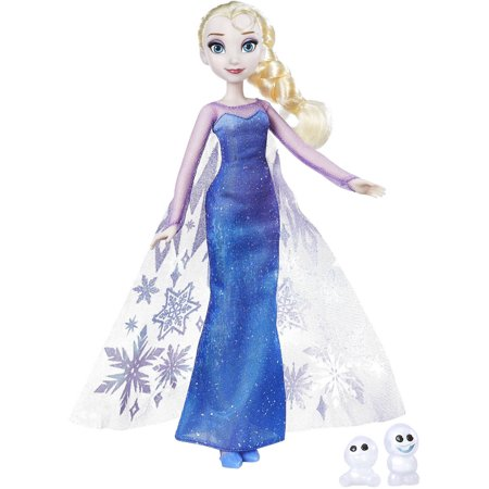 Disney Frozen Northern Lights Elsa - Queen Elsa Frozen Fever