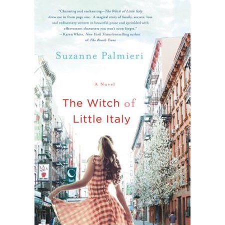 The Witch of Little Italy - eBook ()