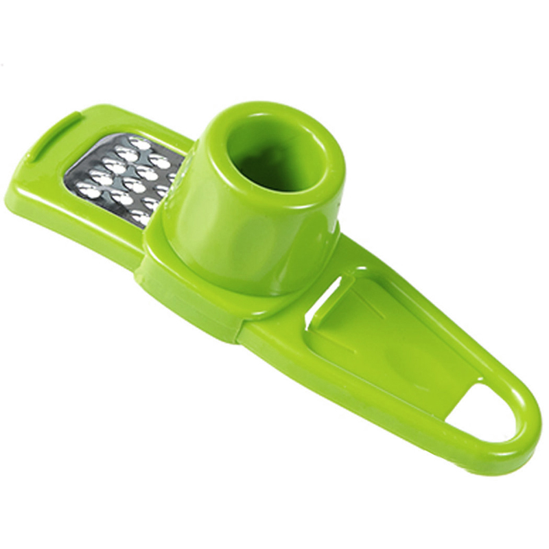Easy Kitchen Gadget Good Grips Garlic Press Mincer (Green)