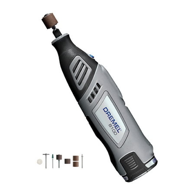 Dremel 8100-N/8 8V Max Cordless Rotary Tool Kit