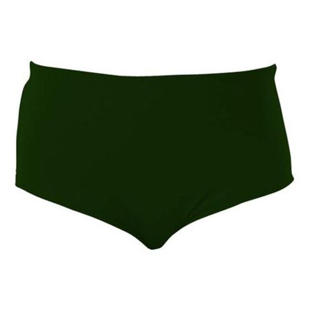 Pizzazz 1100 -FOR -YS 1100 Youth Cheer Brief, Forest Green - Small - image 1 of 1