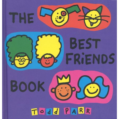 The Best Friends Book - eBook