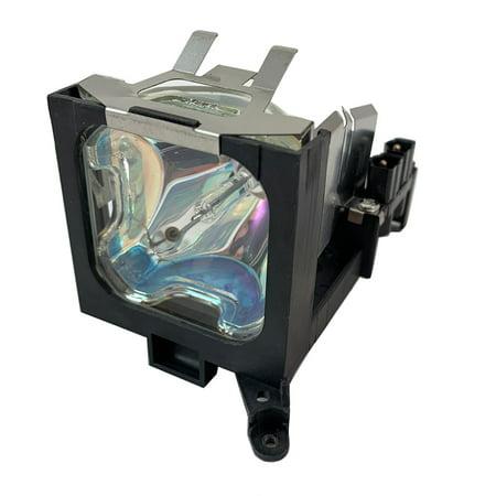 Eiki Projector Bulbs (Eiki LC-SD12 Assembly Lamp with High Quality Projector Bulb)