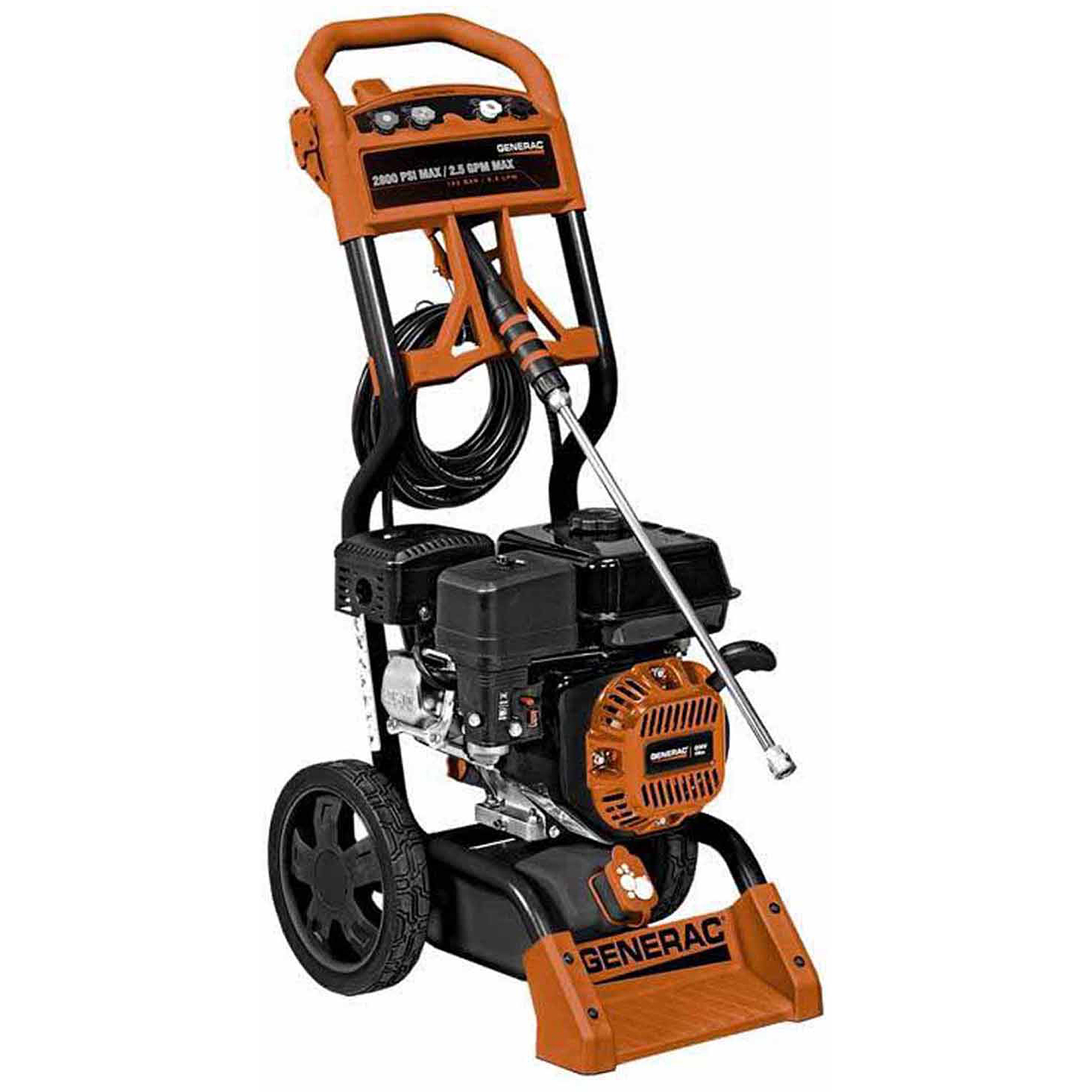 Generac 2,800 PSI, Gas Pressure Washer