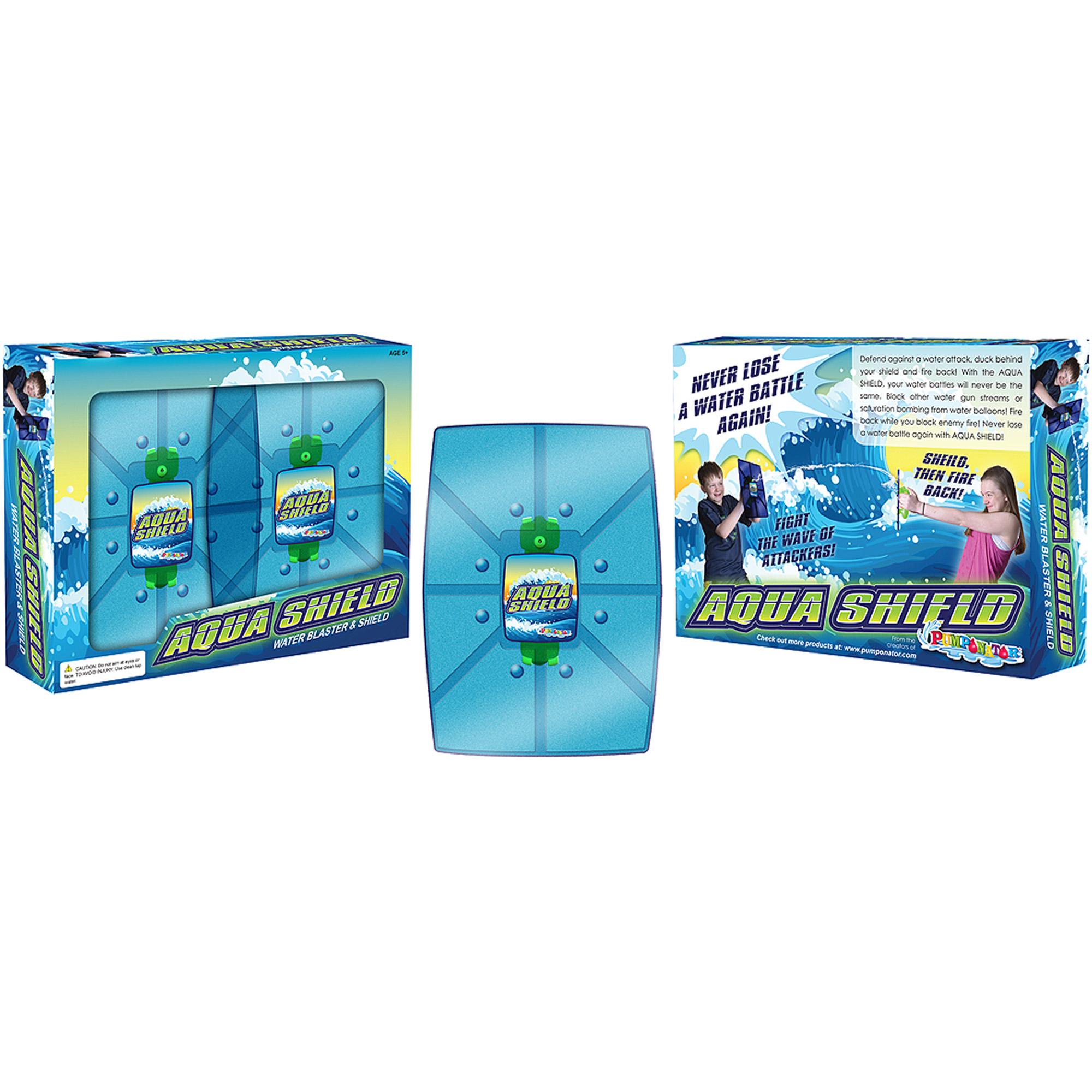 Pumponator 2 Aqua Shield Water-Squirting Shields