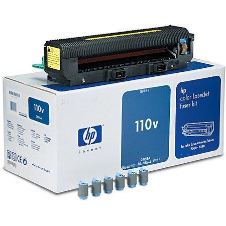 (hp c4155a color laserjet 110v fuser kit for the hp color laserjet 8500/8550 printer series)