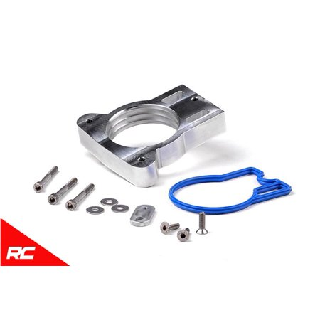 Rough Country Throttle Body Spacer compatible w/ 1999-2006 Chevy Silverado GMC Sierra 1500 1196
