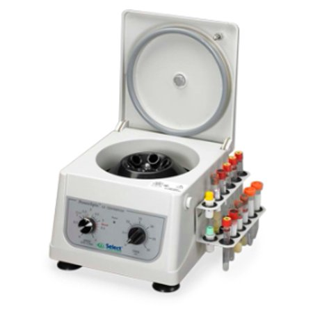 Fixed Angle Rotor - McKesson Centrifuge  6 Place, Fixed Angle Rotor, Variable Speed Up to 4,000 rpm