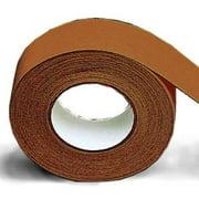 HARRIS 2X60FT BR Antislip Tape, Brown, 2 In x 60 ft.