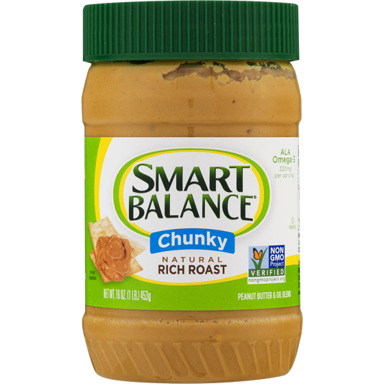 Smart Balance Natural Rich Roast Chunky Peanut er, 16.0 OZ ... on planters crackers, planters pecans, planters sunflower kernels, planters guy, planters logo, planters nutmobile, planters nut bar, planters almonds, planters holiday pack, planters brittle nut medley, planters honey roasted, planters walnuts, planters nut man, planters cashews, planters holiday collection, planters peanutbutter, planters mixed nuts, planters potato chips, planters sunflower seeds, planters candy,