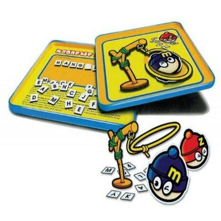 Hangman Magnetic Travel Game M&Z Daron MZ660047 FREE SHIPPING