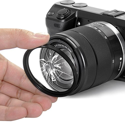 Premium Pro 72mm HD MC UV Filter For: Nikon AF-S Nikkor 58mm f/1.4G, 72mm Ultraviolet Filter, 72mm UV Filter, 72 mm UV Filter