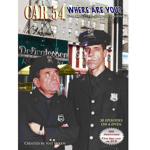 Car 54, Where Are You?: The Complete Second Season (Full Frame)