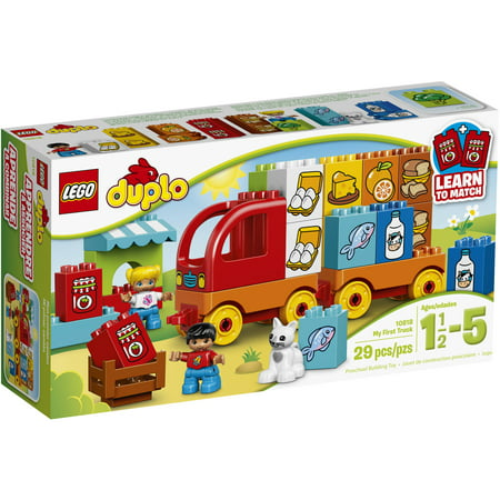 LEGO DUPLO My First My First Truck, 10818