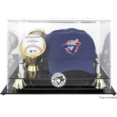 Toronto Blue Jays Fanatics Authentic Acrylic Cap and Baseball Logo Display Case - No Size