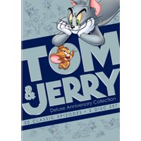 Tom & Jerry Deluxe Anniversary Collection (DVD)